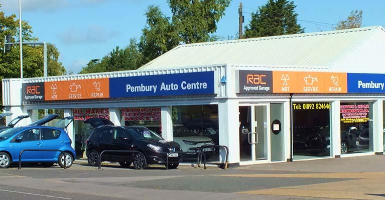 Pembury Auto Centre Rac Approved Garage In Tunbridge Wells